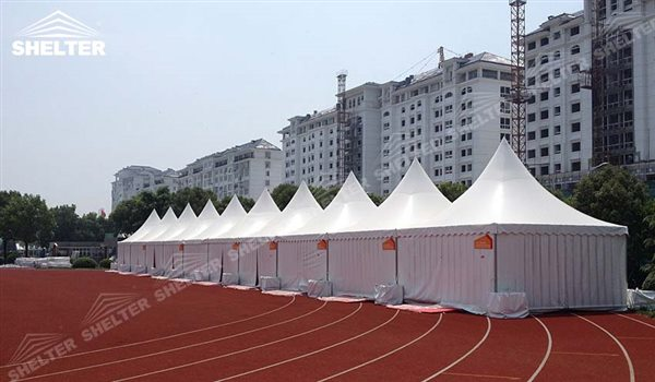 SHELTER Canopy Tent - Event Canopy Tent - Gazebo Tents - High Peak Marquee - Top Marquees -22