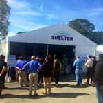 SHELTER TENT ATTENDED 2015 IFAI TENT EXPO IN ORLANDO