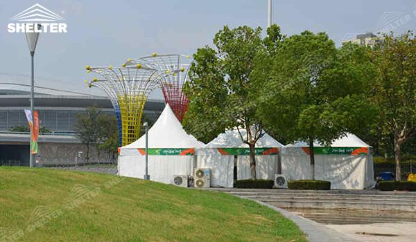 SHELTER Canopy Tent - Gazebo Tents - Gazebo Tent For Sale - High Peak Marquee - Top Marquees -(1)
