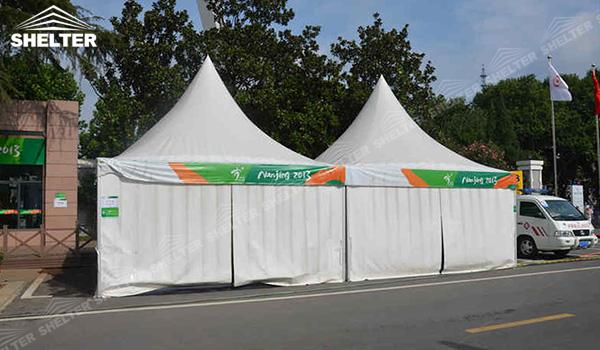 SHELTER Canopy Tent - Gazebo Tents - Gazebo Tent For Sale - High Peak Marquee - Top Marquees - (3)