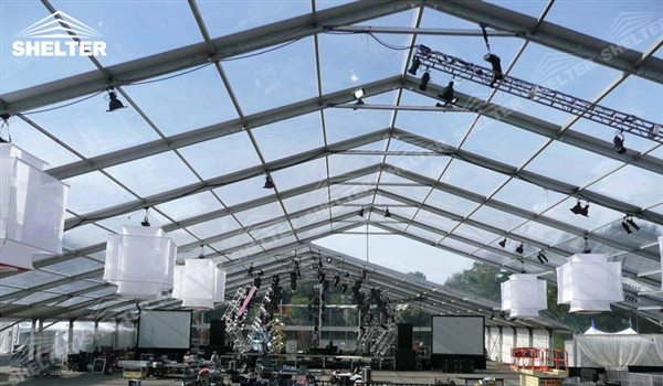 SHELTER Luxury Wedding Marquee - Large Weddings Tent - Party Marquees for Sale - Marquee For Wedding-124