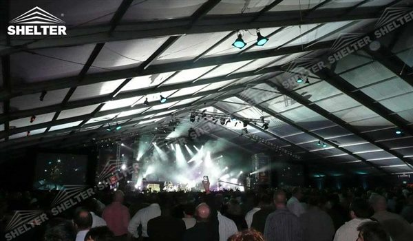SHELTER Luxury Wedding Marquee - Large Weddings Tent - Party Marquees for Sale - Marquee For Wedding-125