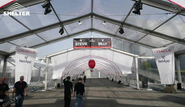 SHELTER Luxury Wedding Marquee - Large Weddings Tent - Party Marquees for Sale - Marquee For Wedding-127