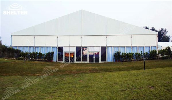 SHELTER Luxury Wedding Marquee - Large Weddings Tent - Party Marquees for Sale - Party Canopies - 163