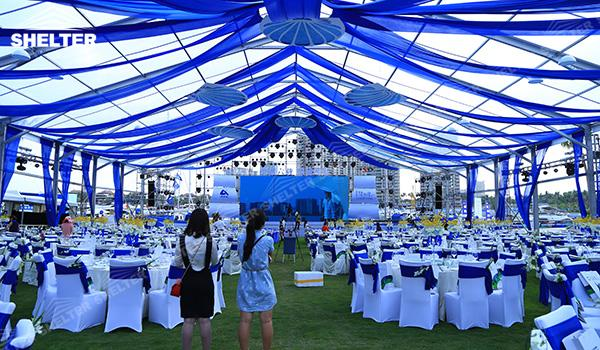 SHELTER Luxury Wedding Marquee - Large Weddings Tent - Party Marquees for Sale - Wedding Marquee For Sale - (7)