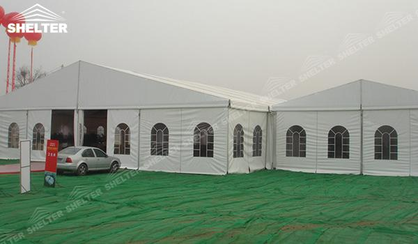 SHELTER Small Tent - Wedding Marquee - lounge Tent - Party Marquees for Sale - Outdoor Wedding Tents -(2)