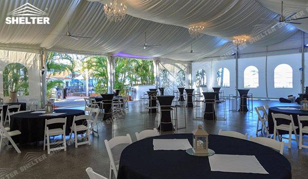 SHELTER Luxury Wedding Marquee - Outdoor Wedding Tent - Large Weddings Tent - Party Marquees for Sale - (2)