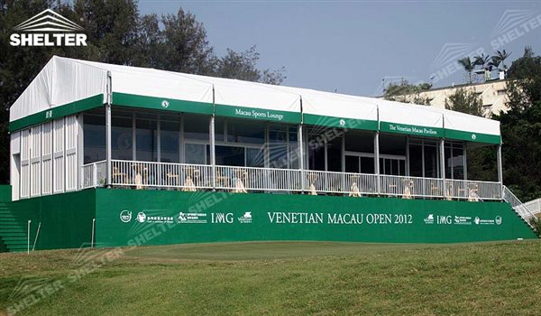 SHELTER Small Tent - Event Canopy - Corporate Event Tents for Sale - Exhibition Marquee-2