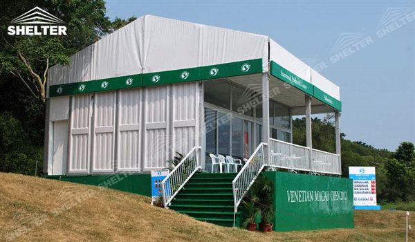 SHELTER Small Tent - Event Canopy - Corporate Event Tents for Sale - Exhibition Marquee-35