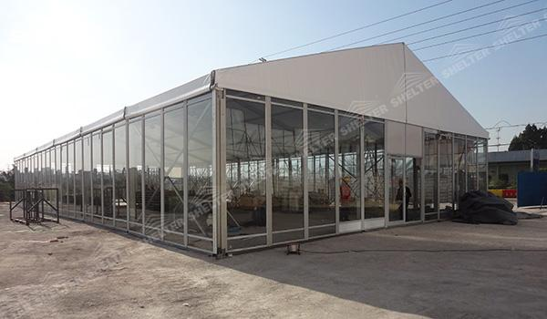 SHELTER Small Tent - Party Canopy - Wedding Marquee - lounge Tent - Party Marquees for Sale - (6)
