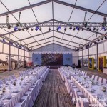 20x35 m Party Tent for Catering & Reception - Luxury Wedding Marquee - Transparent Tent for Sale - Shelter Tent -2