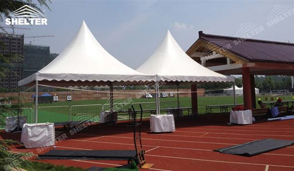 SHELTER Canopy Tent - Shade Canopy Tent - Gazebo Tents - High Peak Marquee - Top Marquees -20