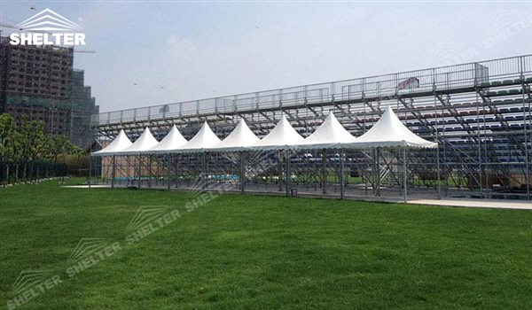 SHELTER Canopy Tent - Shade Canopy Tent - Gazebo Tents - High Peak Marquee - Top Marquees -4