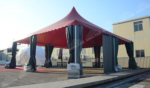 SHELTER Canopy Tent - Marquee Tents - Gazebo Tents - High Peak Marquee - Top Marquees
