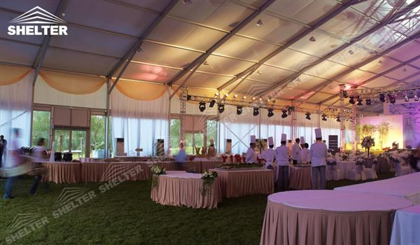 SHELTER Large Marquee - Large Corporate Event Tents - Commerical Marquee for Sale - Shelter Tent 39
