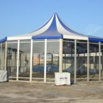 polygonal tents - Octagon marquee - Shelter Dodecagon tent for sale (8)
