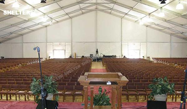 SHELTER Church Tent - Church Marquuee - Conference Hall - Large Tent - Wedding Tent - Wedding Marquee - Party Tent For Sale (8)