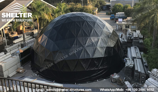 Dome Canopy - Geodesic Dome - Geodesic Dome Tent - Dome - Event Dome - Large Dome - Dome Structure - Party Tent Sale - Shelter Tent 3