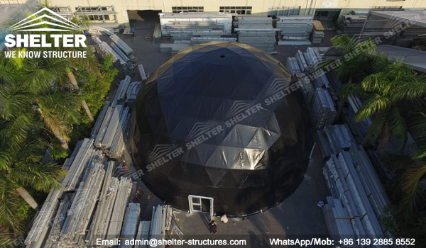 Dome Canopy - Geodesic Dome - Geodesic Dome Tent - Dome - Event Dome - Large Dome - Dome Structure - Party Tent Sale - Shelter Tent 4