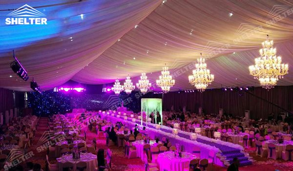 Luxury Wedding Marquee For Sale