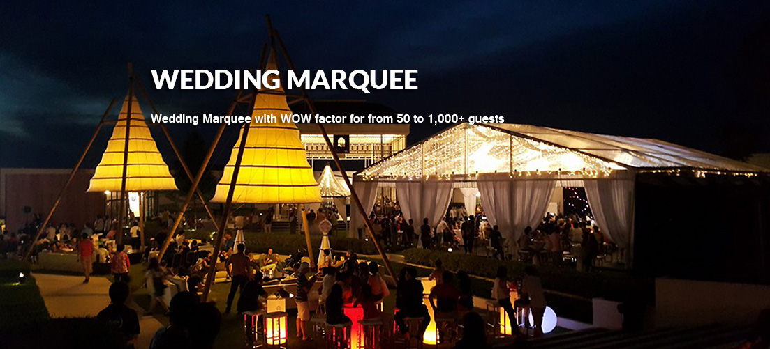 Wedding Marquee - Wedding Tent for Sale - Shelter Africa - Shelter Tent Africa