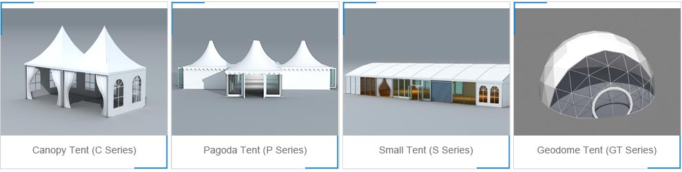 Clear Span Tents Manufacturer - Shelter Structures 1