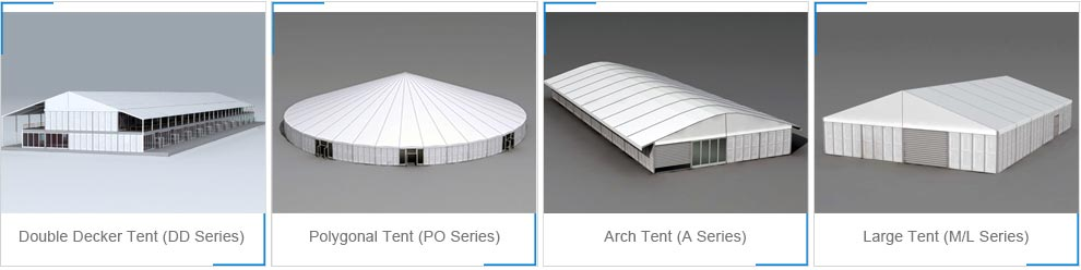 Clear Span Tents Manufacturer - Shelter Structures 2