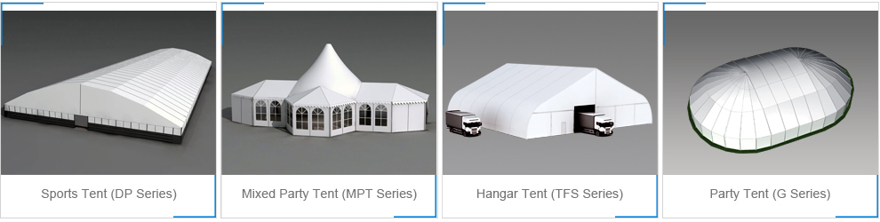 Clear Span Tents Manufacturer - Shelter Structures 3