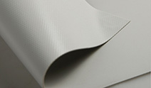 White PVC fabric for Party Tent Structures - Shelter