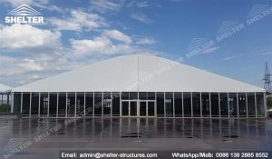 SHELTER arch tent - arcum tents - large event marquee - wedding marquees for sale - 10