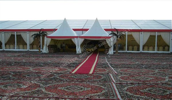 SHELTER Canopy Tent - Outdoor Canopy Tents - Gazebo Tents - High Peak Marquee - Top Marquees -16