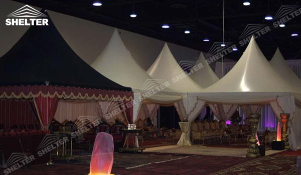 SHELTER Canopy Tent - Outdoor Canopy Tents - Gazebo Tents - High Peak Marquee - Top Marquees -17
