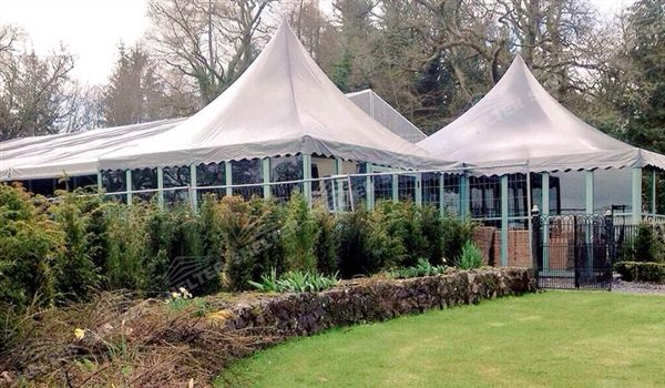 SHELTER Canopy Tent - Gazebo Tents - High Peak Marquee - Top Marquees -9