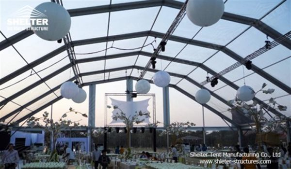 SHELTER Luxury Wedding Marquee - Wedding Tent - Large Weddings Tent - Party Marquees for Sale -114