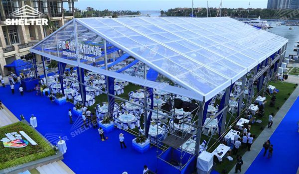 SHELTER Luxury Wedding Marquee - Large Weddings Tent - Party Marquees for Sale - Party Tents For Sale-116