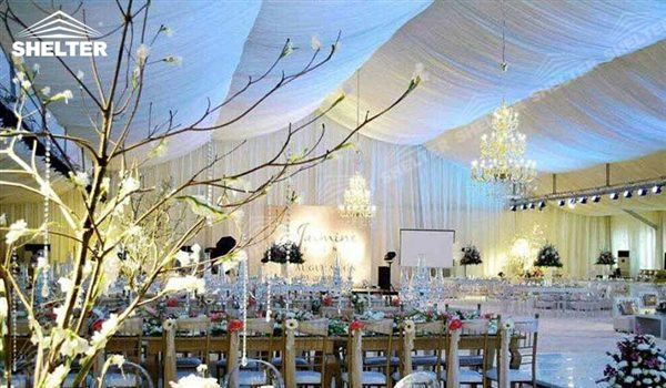 SHELTER Luxury Wedding Marquee - Large Weddings Tent - Party Marquees for Sale - Tent For Wedding-137