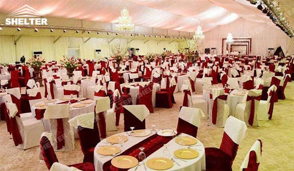 SHELTER Luxury Wedding Marquee - Large Weddings Tent - Party Marquees for Sale - Tent For Wedding-138