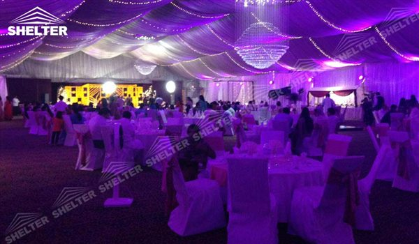 SHELTER Luxury Wedding Marquee - Tent For Party - Large Weddings Tent - Party Marquees for Sale - 147