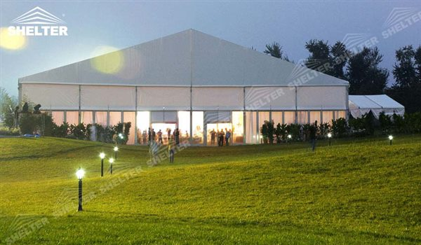 SHELTER Luxury Wedding Marquee - Large Weddings Tent - Party Marquees for Sale - Party Canopies -162