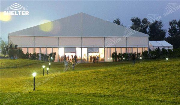 SHELTER Luxury Wedding Marquee - Large Weddings Tent - Party Marquees for Sale - Wedding Marquees For Sale -162