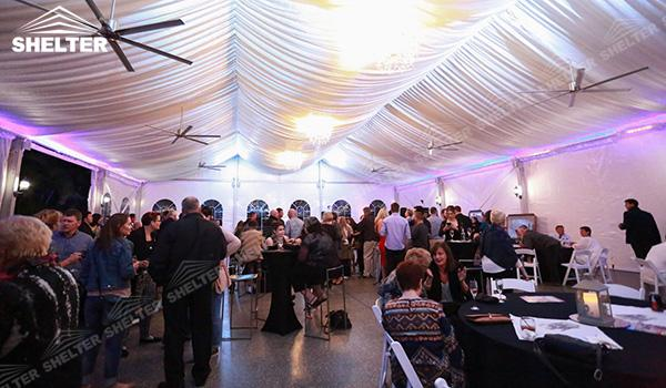 SHELTER Luxury Wedding Marquee - Outdoor Wedding Tent - Large Weddings Tent - Party Marquees for Sale - (4)