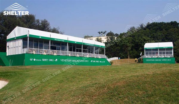 SHELTER Small Tent - Event Canopy - Corporate Event Tents for Sale - Exhibition Marquee-3