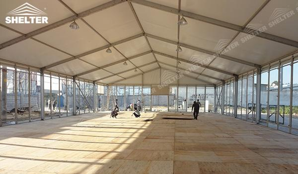 SHELTER Small Tent - Party Canopy - Wedding Marquee - lounge Tent - Party Marquees for Sale - (8)