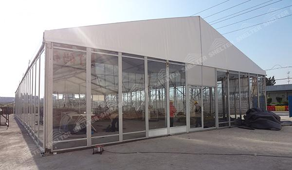 SHELTER Small Tent - Party Canopy - Wedding Marquee - lounge Tent - Party Marquees for Sale - (9)