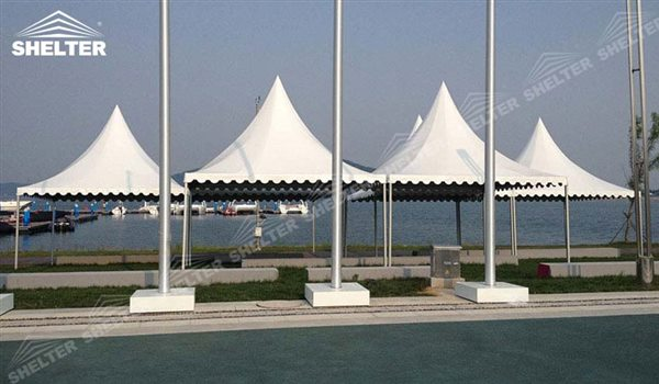 SHELTER Canopy Tent - Shade Canopy Tent - Gazebo Tents - High Peak Marquee - Top Marquees -3