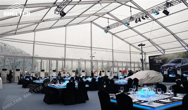 SHELTER Large Marquee - Large Corporate Event Tents - Commerical Marquee for Sale - Shelter Tent -33