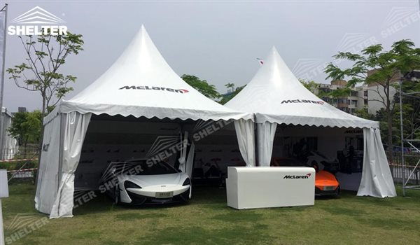 SHELTER Canopy Tents - Gazebo Tents - High Peak Marquee - Top Marquees - (1)