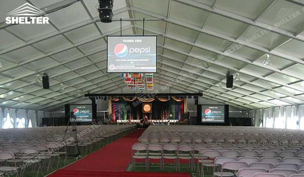SHELTER Church Tent - Conference Hall - Large Tent - Wedding Tent - Wedding Marquee - Party Tent For Sale (9)