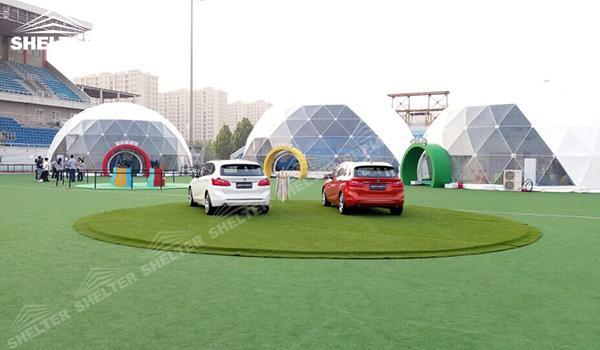SHELTER Geodesic Domes - Dome Tent - Dome Tent Supplier - Hemisphere Tents - Event Geodome for Sale - Wedding Marquee - Party Marquees (13)
