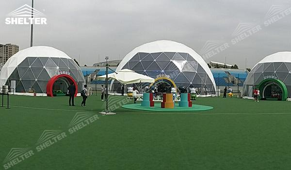 SHELTER Geodesic Domes - Dome Tent - Dome Tent Supplier - Hemisphere Tents - Event Geodome for Sale - Wedding Marquee - Party Marquees (14)